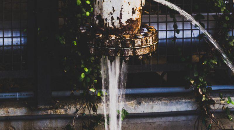 terugslagklep waterleiding